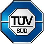 Homologation TUV